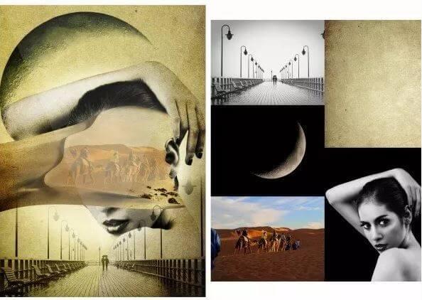 photo collage design