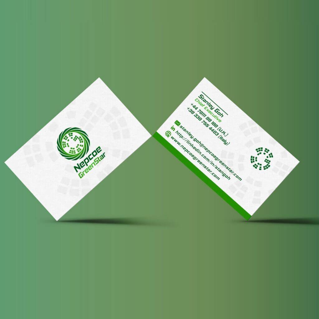 Nepcoe-greenstar-business-cards