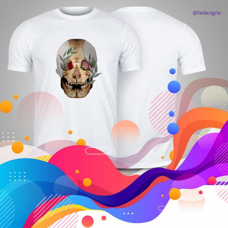 tshirt skull